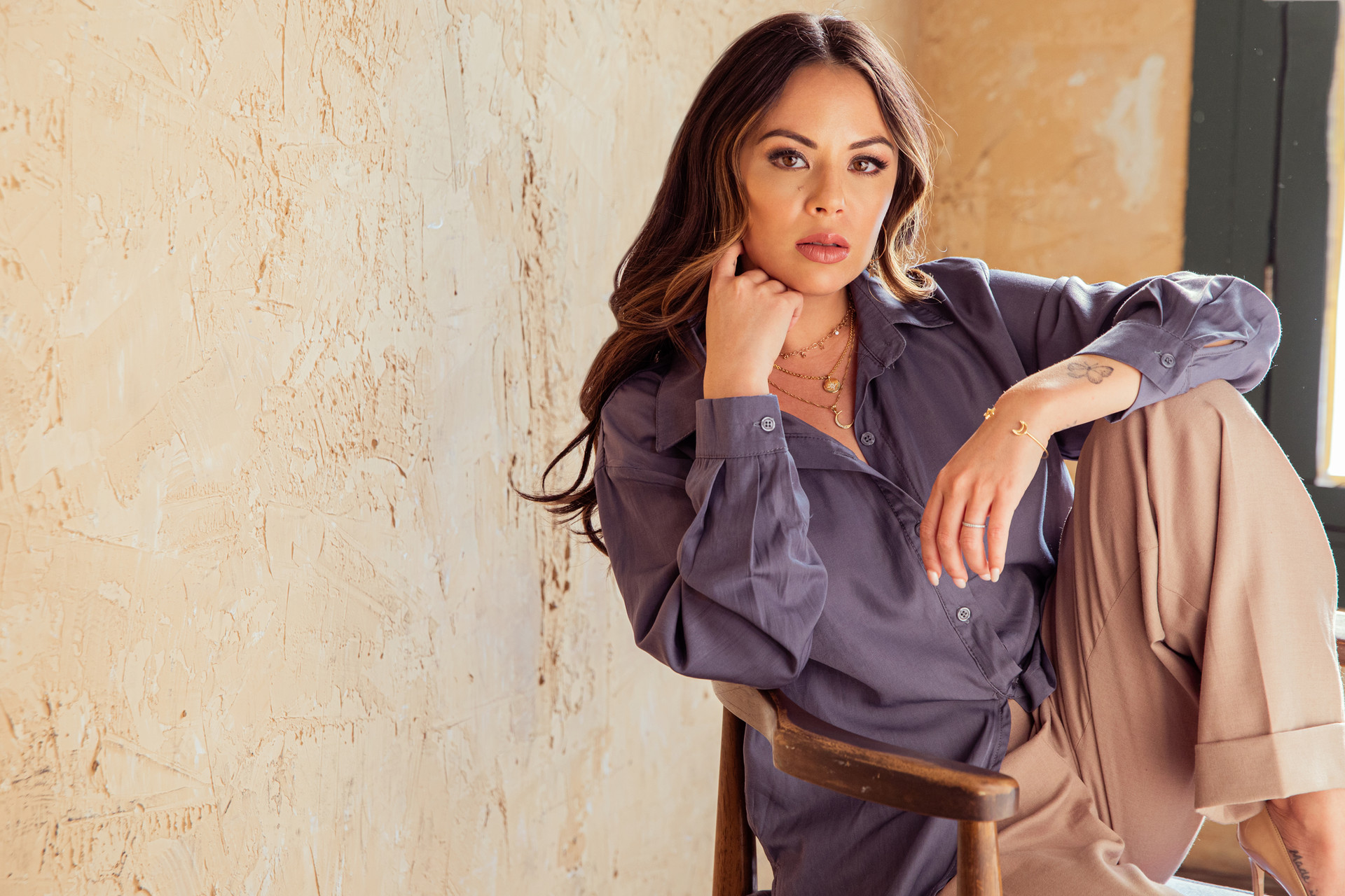 Janel Parrish X To The Stars