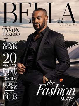 Tyson Beckford for Bella Magazine