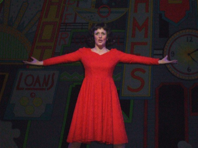 Peggy Sawyer- '42nd Street'
