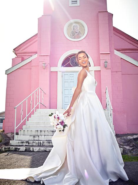 Chen Burkett New York Bridal Campaign