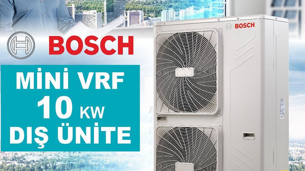 Bosch klima Mini VRF 16 kw dış ünite monofaze