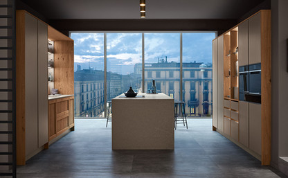 Milano מטבח דגם