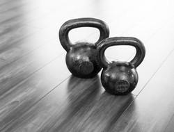 Fitness studio equipment