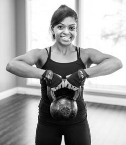 Weight lifting - Bondor Photography
