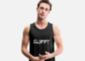 Slurry Surrey BC - Men's Tank Top