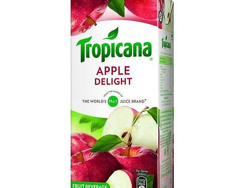 Tropicana Apple Delight 1L