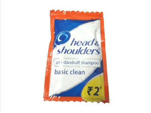 head & shoulder 3.5ml 64 pack