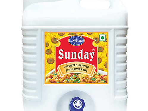 Sunday Sunflower oil