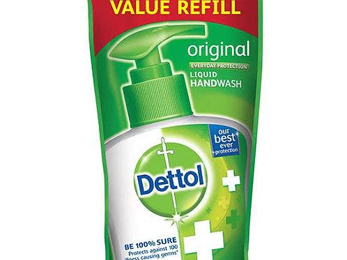 dettol handwash 175ml Pouch