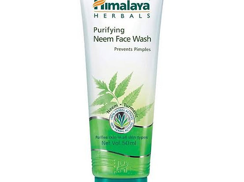 himalaya face wash 50ml