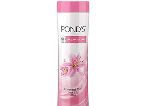 ponds dreamflower talc 50g