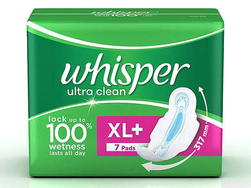 Whisper choice clean XL Wings7 pads