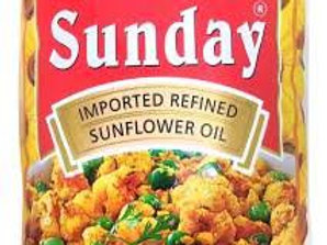Sunday Sunflower oil 1ltr