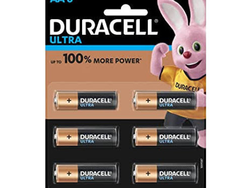 Duracell AA 6 Pack