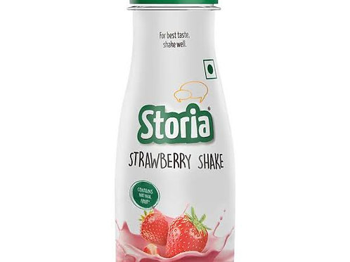 Storia Strawberry Shake 200ml