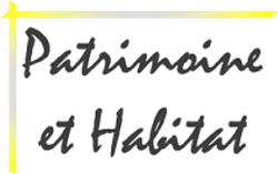 patrimoine et habitat