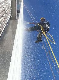 Recherche de fuites en façade
