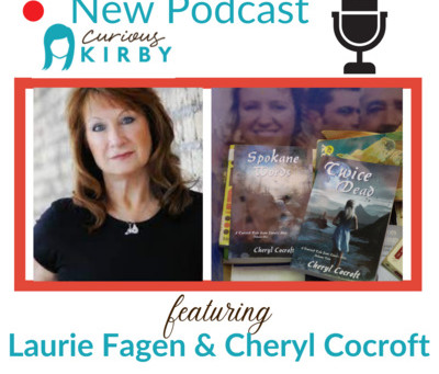 Time Management and Flying By the Creative Seat of our Pants with Laurie Fagen and Cheryl Cocroft