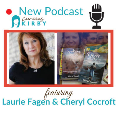 Laurie Fagen and Cheryl Cocroft