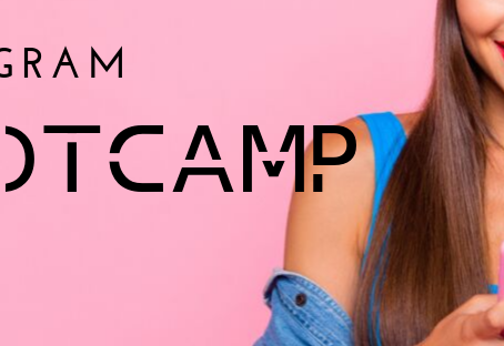 Instagram Bootcamp this weekend!