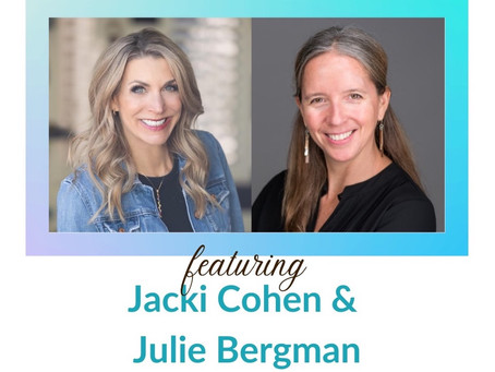 How to Brand Your Small Art Business with Jacki Cohen and Julie Bergman