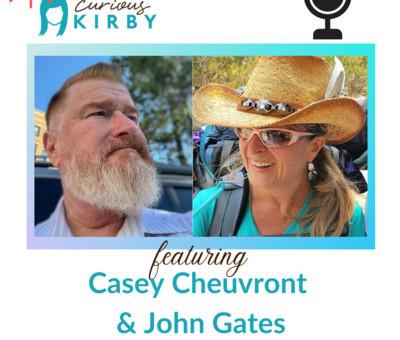 Teaching Art, Creating Community: Casey Cheuvront and John Gates