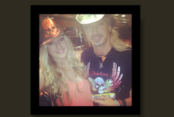 caitlin mcconnell & bret michaels