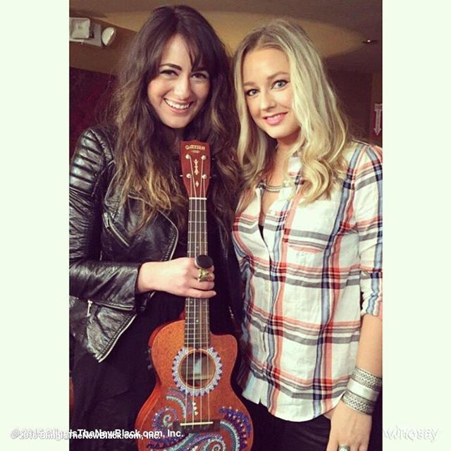 Alyssa Bonagura & Caitlin