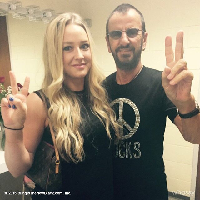 Caitlin & Ringo