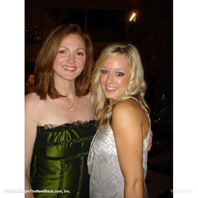 Kellie Rasberrry & Caitlin