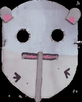 Le loup (masque)