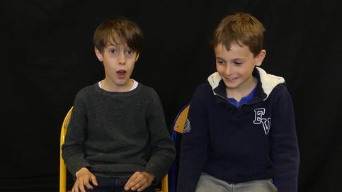 Arthur et Paul
