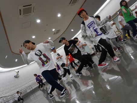 高井戸のダンススクール