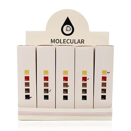 מולקולר ספריי צבע וסיבים