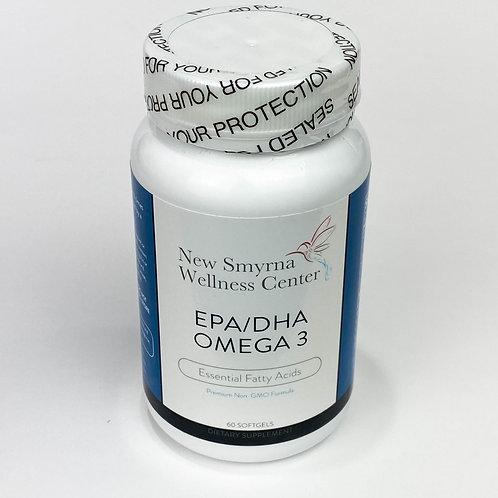 OMEGA 3 FATTY ACIDS EPA/DHA