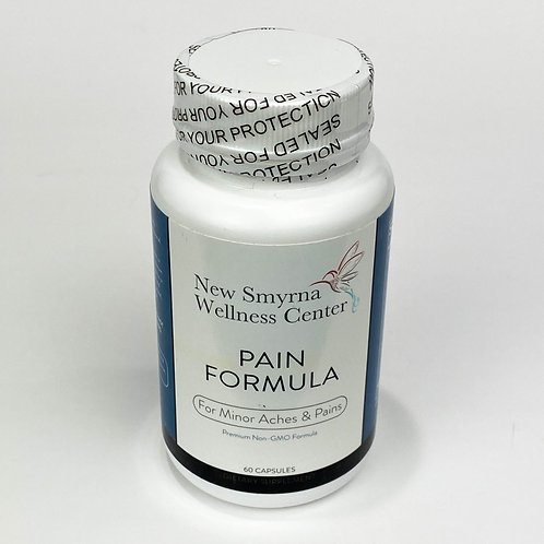 PAIN FORMULA (For Minor Aches & Pains)