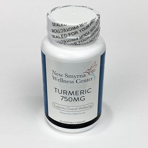 TURMERIC 750MG