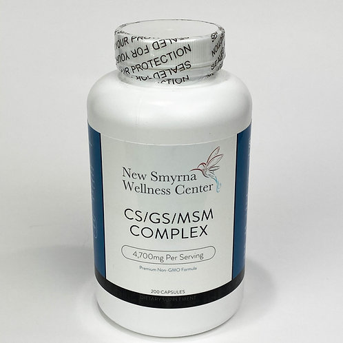 CS/GS/MSM COMPLEX (Supports Joint Health)