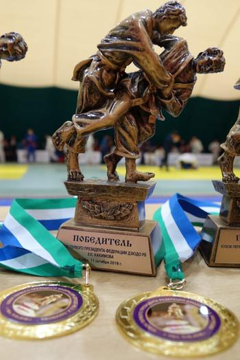 «Кубок первого президента Федерации дзюдо Республики Башкортостан Зыфара Касимовича Хакимова»