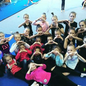 Традиционный межрегиональный турнир по художественной гимнастике  «Золотое сияние»