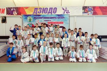 """Первенство СШ """" Батыр"""" среди юношей и девушек 2010-2011"""
