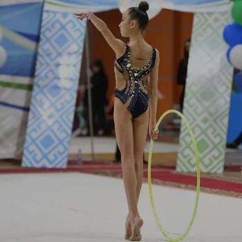 Открытое первенство Республики Башкортостан по художественной гимнастике