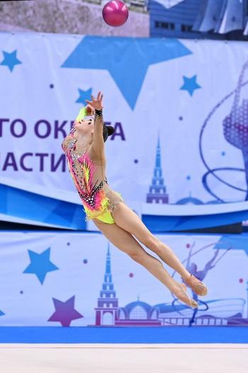 Первенство ПФО по художественной гимнастике