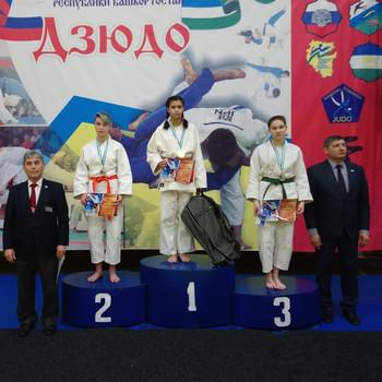 Открытый Республиканский турнир по дзюдо среди юношей и девушек 2003-2005 г.р.
