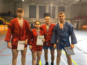 Чемпионат Республики Башкортостан по самбо среди мужчин и женщин