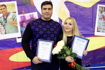 Республиканский турнир по борьбе на поясах на призы Чемпионов мира Рустема Арсланова и Альфии Алимгу