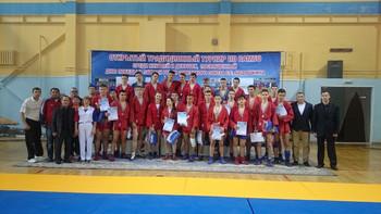 Насыщенно прошли выходные 13-14 мая 2017 г. для самбистов Спортивной школы «Батыр». Удалось поучаств