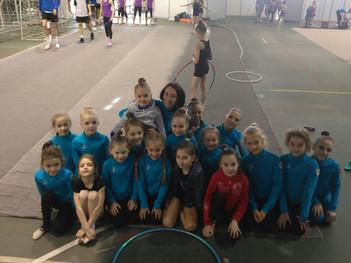 V Открытый Кубок Мэра городского округа г.Тольятти по художественной гимнастике на призы Алии Гараев