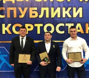 Звезды спорта Республики Башкортостан