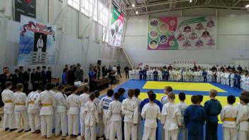 Республиканский турнир по дзюдо, посвященного памяти тренера-преподавателя Разяпова Ильдара Максудов